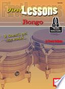 First Lessons Bongo PDF