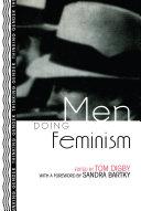 Men Doing Feminism
