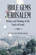 Bible Gems from Jerusalem [Pdf/ePub] eBook