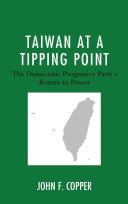 Taiwan at a Tipping Point Pdf/ePub eBook