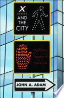 X and the City Book PDF
