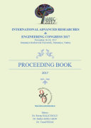 International Advanced Researches & Engineering Congress 2017 Proceeding Book