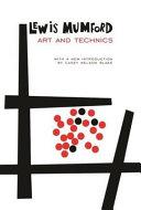 Art and Technics