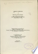 Handbook of Definitions of Materials and End Products Used in  M  and  L  Orders Issued by the War Production Board Through March 1  1943 Book