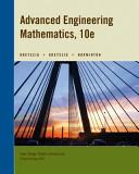 Advanced Engineering Mathematics 10E for San Diego State University