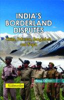 India's Borderland Disputes Pdf/ePub eBook
