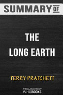 Summary of The Long Earth by Terry Pratchett