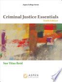 Criminal Justice Essentials