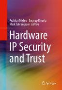 Hardware IP Security and Trust [Pdf/ePub] eBook