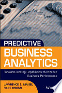 Predictive Business Analytics Book