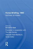 Korea Briefing  1993