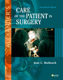 Alexander's Care of the Patient in Surgery - E-Book [Pdf/ePub] eBook