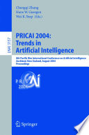 Pricai 2004 Trends In Artificial Intelligence Book PDF