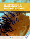 Recent Advances In Symbiosis Research Integrative Approaches Book PDF