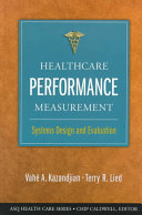 Healthcare Performance Measurement