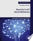 Security in IoT Social Networks