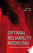 Optimal Reliability Modeling