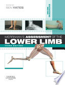 """Merriman's Assessment of the Lower Limb E-Book"" by Ben Yates"
