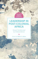 Pdf Leadership in Postcolonial Africa Telecharger