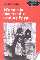 Women in Nineteenth Century Egypt