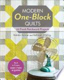 Modern One Block Quilts Book PDF