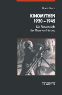 Kinomythen 1920-1945