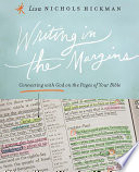 Writing in the Margins Book