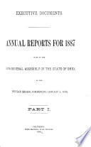 Executive Documents  Annual Reports