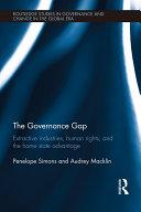 The Governance Gap Pdf/ePub eBook