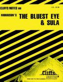 CliffsNotes on Morrison's The Bluest Eye & Sula Pdf/ePub eBook