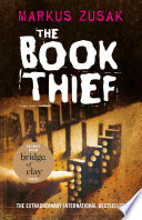 The Book Thief Markus Zusak Cover