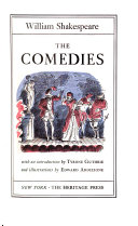 The Heritage Shakespeare  Comedies
