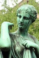 A Statue of the Greek Goddess Artemis