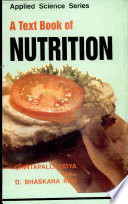 A Text Book Of Nutrition Book