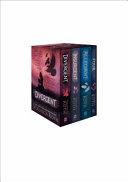 Divergent Series Boxed Set  Books 1 4