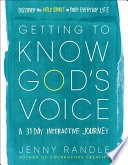 Getting to Know God   s Voice