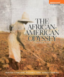 The African American Odyssey  Combined Volume Book