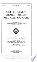 United States Armed Forces Medical Journal