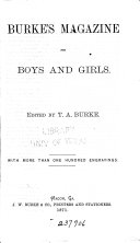 Burke's Magazine for Boys and Girls