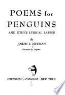 Poems for Penguins