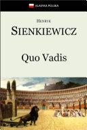 Quo Vadis Pdf/ePub eBook