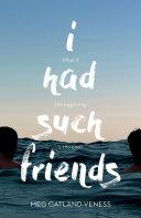 Pdf I Had Such Friends