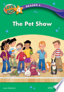 The Pet Show Let S Go 3rd Ed Level 4 Reader 4  Book