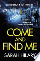 Come and Find Me  DI Marnie Rome Book 5