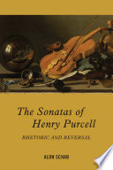 The Sonatas of Henry Purcell Book