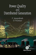 Power Quality and Distributed Generation
