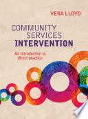 Community Services Intervention Book