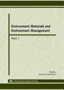 Environment Materials and Environment Management  EMEM2010