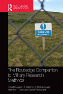 The Routledge Companion to Military Research Methods Pdf/ePub eBook