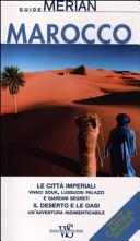 Copertina Libro Marocco. Con cartina